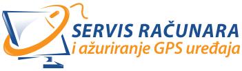 Servis racunara i azuriranje GPS uredjaja logo